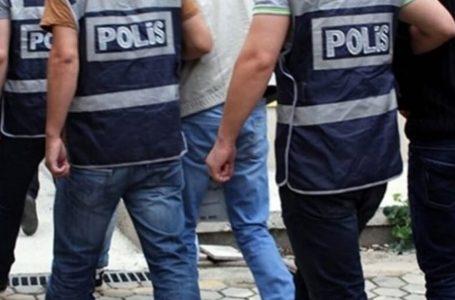 Haklarından Birden Fazla Arama Olan Şahıslar Tutuklandı