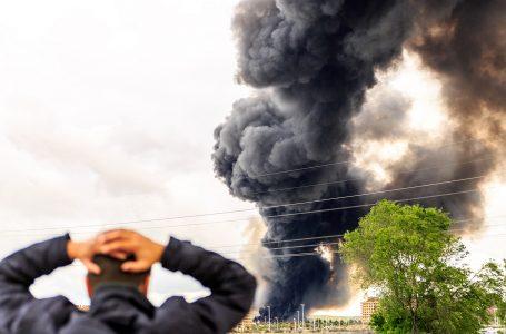 Fabrika Yangınlarına Koruyucu Kalkan