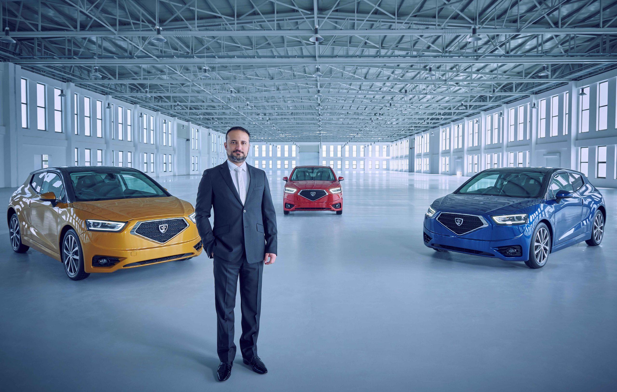 Dünya Otomotiv Vitrininde Yenilikçi Bir Marka!