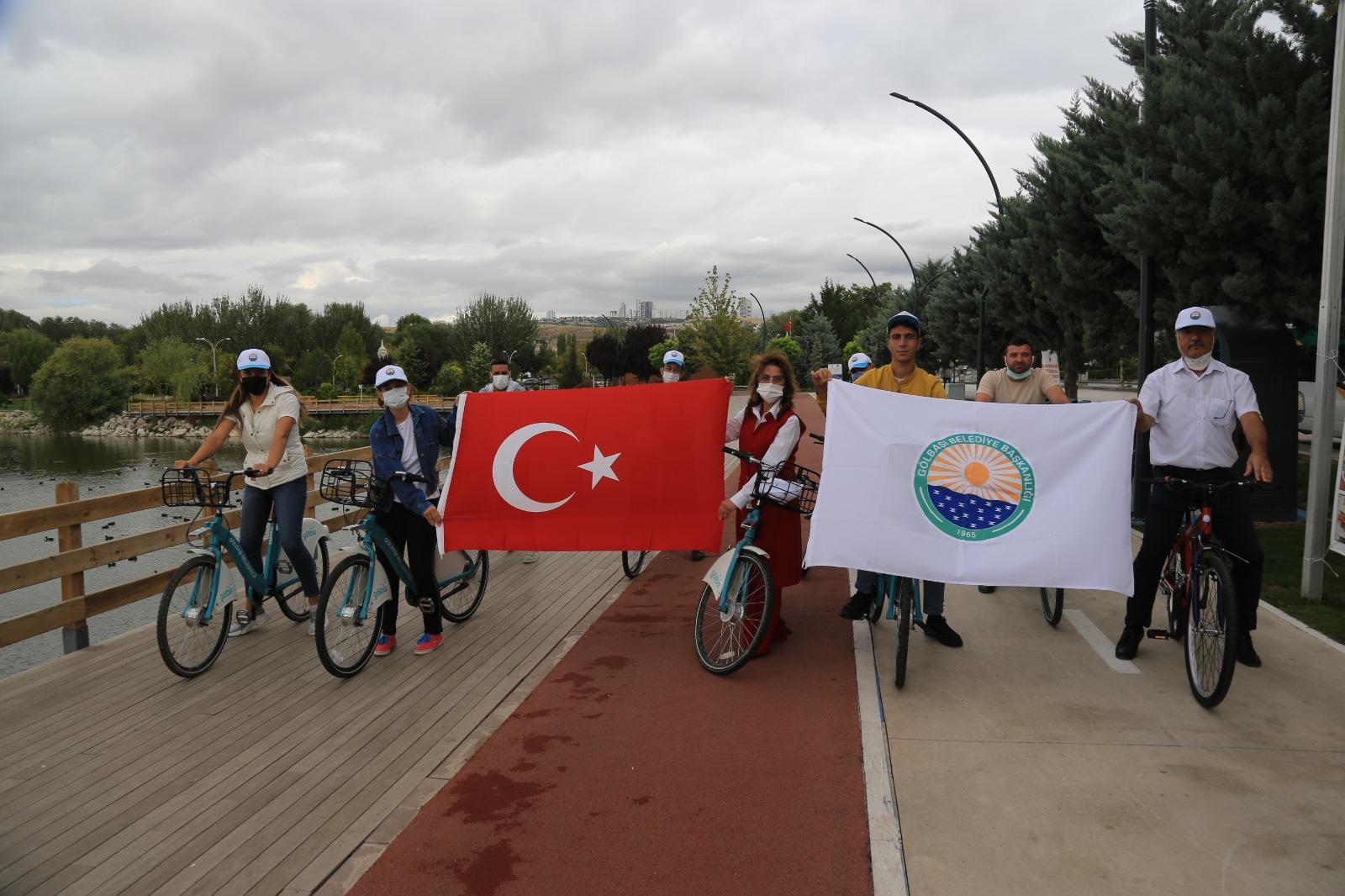 gölbaşı bisiklet turu