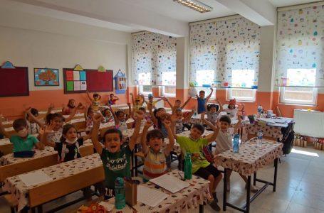 """""""BENİM RENKLİ SINIFIM"""" PROJESİ 3.723 ÇOCUĞA ULAŞTI"""