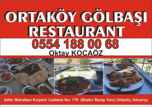 Ortaköy Gölbaşı Restaurant