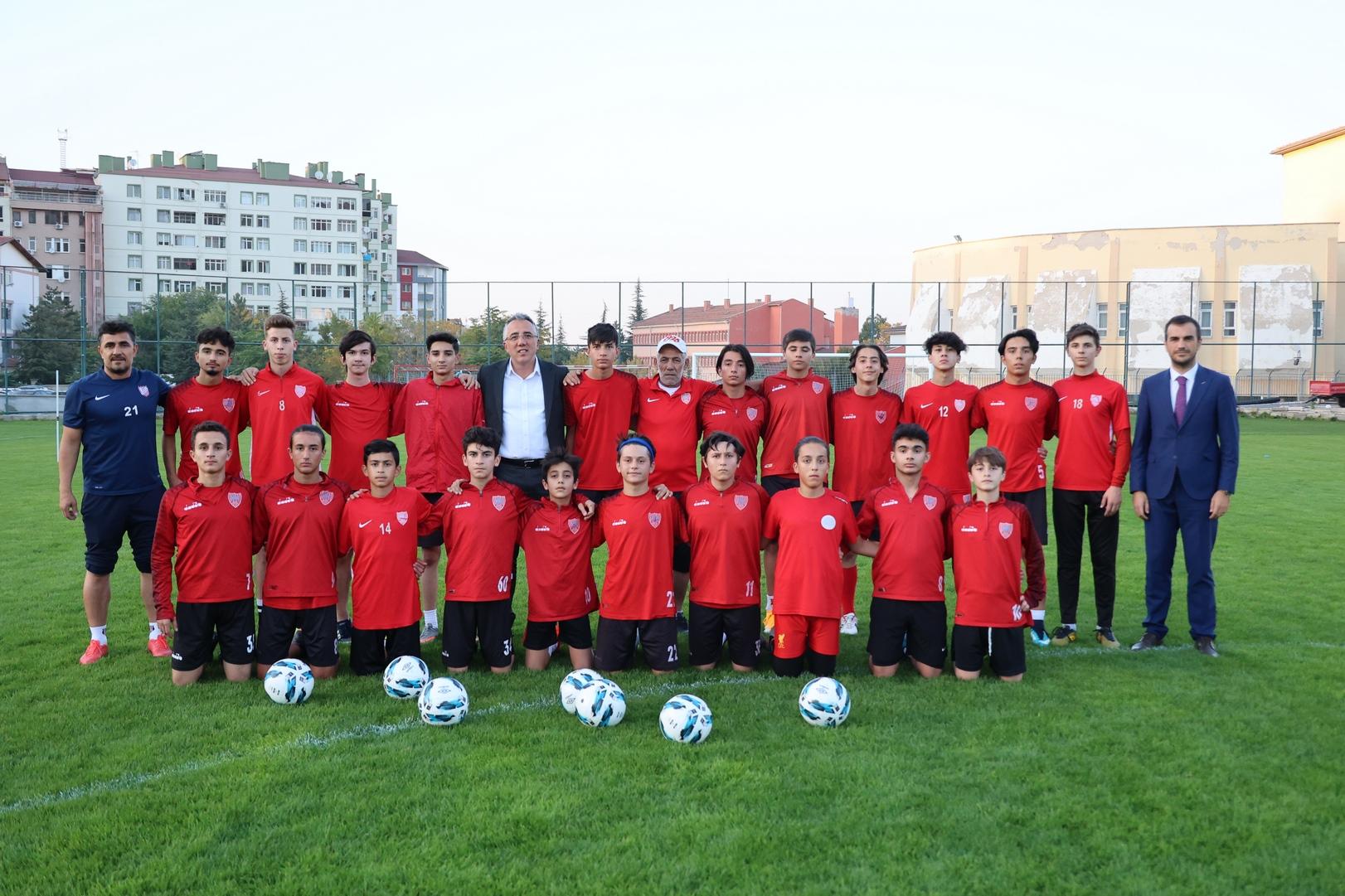 Nevşehir Belediyespor Futbol Kulübü