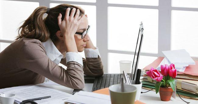 iş hayatı ve stres