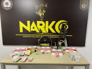 Aksaray Narkotik Suçlarla Mücadele Şube Müdürlüğü