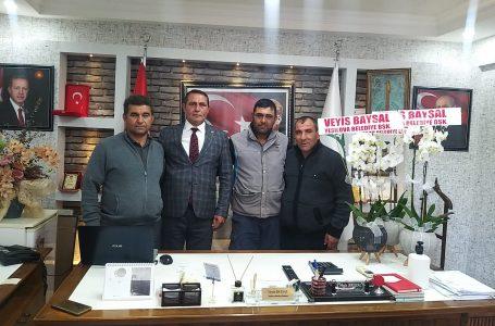 Yeşilova Belediye Başkanı'ndan Muhtarlara Jest