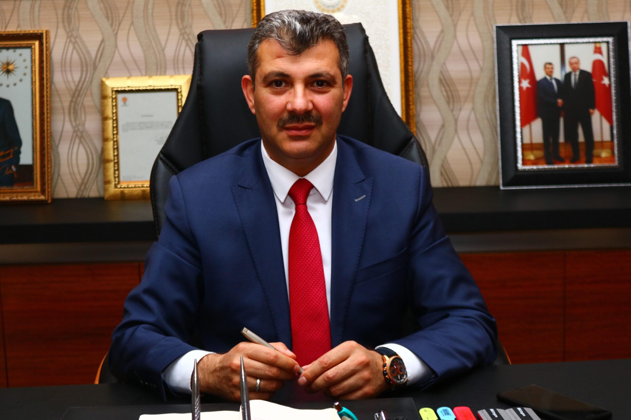 """Başkan Altınsoy; """"Bizim Muhatabımız Milletimizdir"""""""